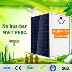 Tấm pin năng lượng mặt trời VSUN 380w - Mono