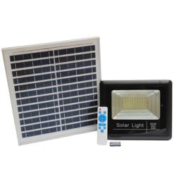 Đèn LED năng lượng mặt trời 60W treo tường