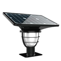 Đèn trụ cổng năng lượng mặt trời LIBEE 5W