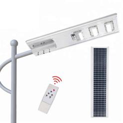 Đèn đường LED năng lượng mặt trời 150w