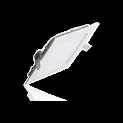 Bộ đèn LED panel vuông âm trần PLUTO 12